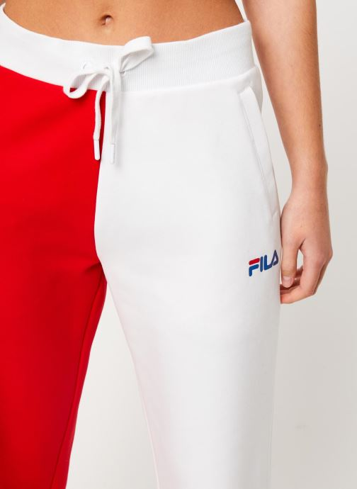 Vêtements FILA Sayuri Blanc vue face