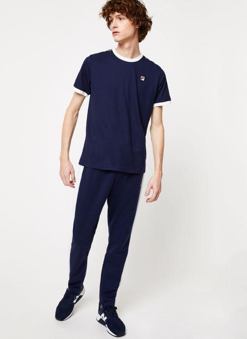 Vêtements FILA Luca Bleu vue bas / vue portée sac