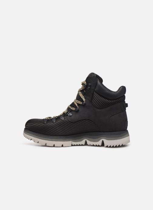 Bottines et boots Sorel Atlis Axe WP Noir vue face