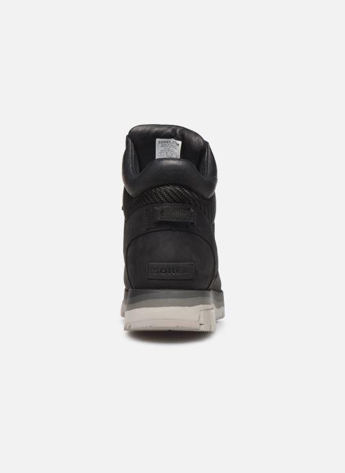Stiefeletten & Boots Sorel Atlis Axe WP schwarz ansicht von rechts