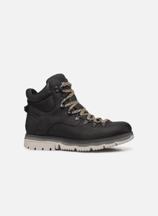 Bottines et boots Sorel Atlis Axe WP Noir vue derrière