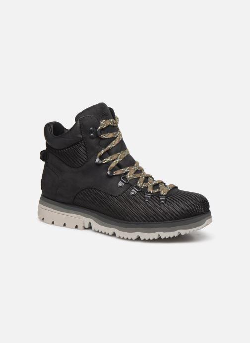 Bottines et boots Sorel Atlis Axe WP Noir vue détail/paire