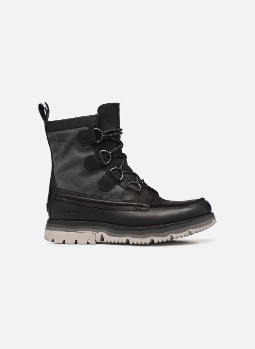 Bottines et boots Sorel Atlis Caribou WP Noir vue derrière