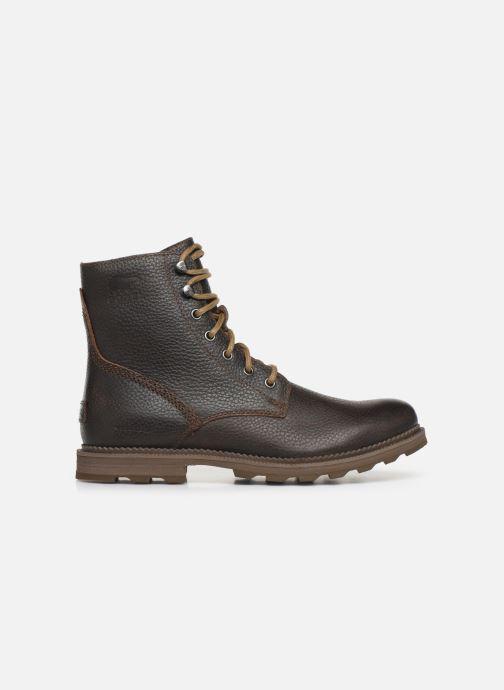 Bottines et boots Sorel Madson 6 Boot WP Marron vue derrière