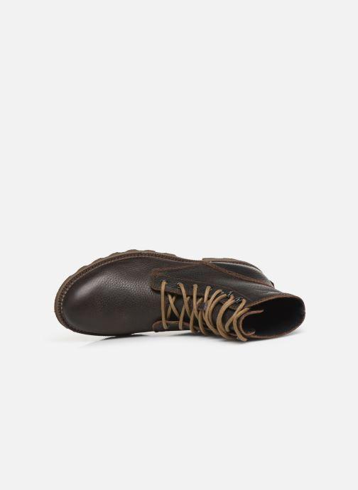 Boots en enkellaarsjes Sorel Madson 6 Boot WP Bruin links