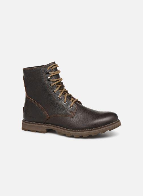 Bottines et boots Sorel Madson 6 Boot WP Marron vue détail/paire