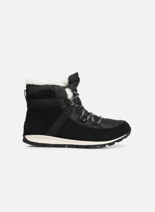 Bottines et boots Sorel Whitney Flurry Noir vue derrière