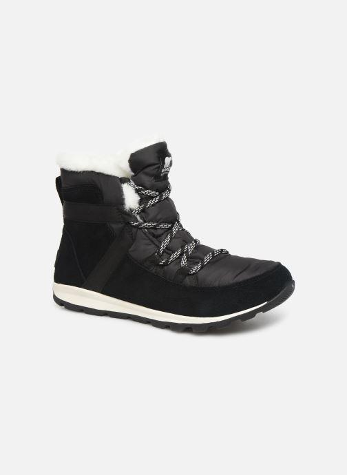 Bottines et boots Sorel Whitney Flurry Noir vue détail/paire