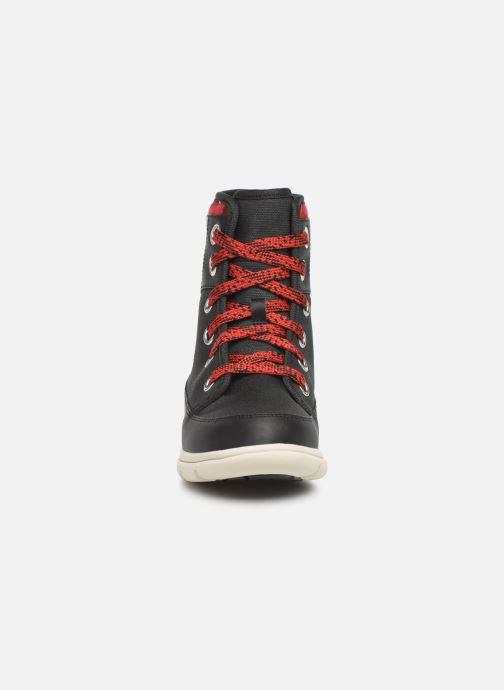 Bottines et boots Sorel Sorel Explorer 1964 Noir vue portées chaussures