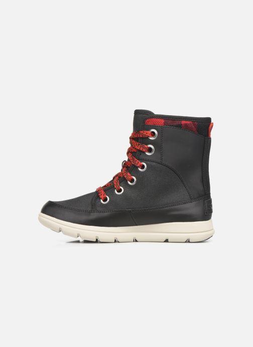Bottines et boots Sorel Sorel Explorer 1964 Noir vue face