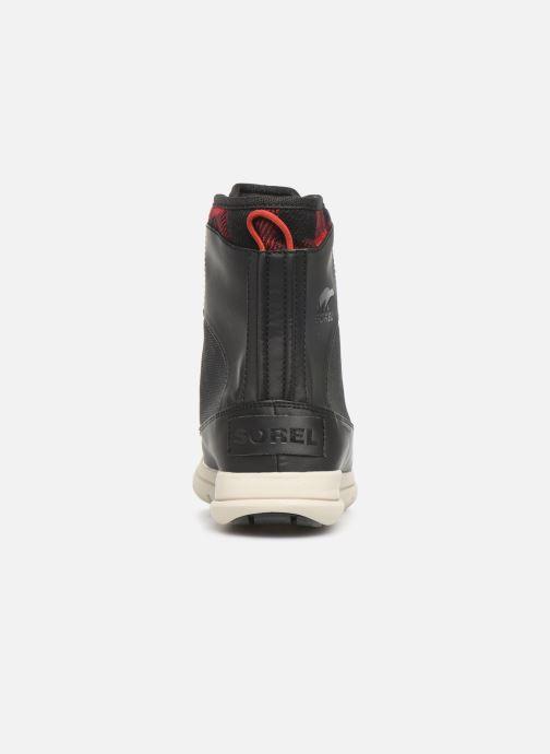 Bottines et boots Sorel Sorel Explorer 1964 Noir vue droite