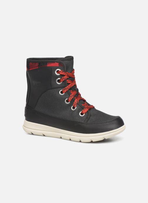 Bottines et boots Sorel Sorel Explorer 1964 Noir vue détail/paire