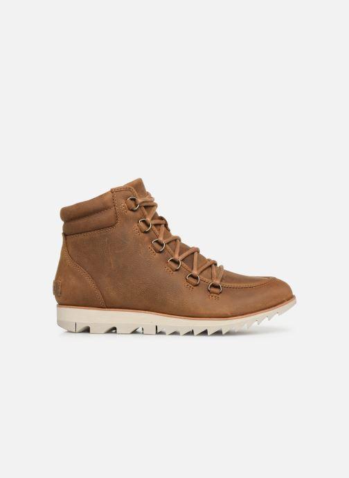Boots en enkellaarsjes Sorel Harlow Lace Bruin achterkant