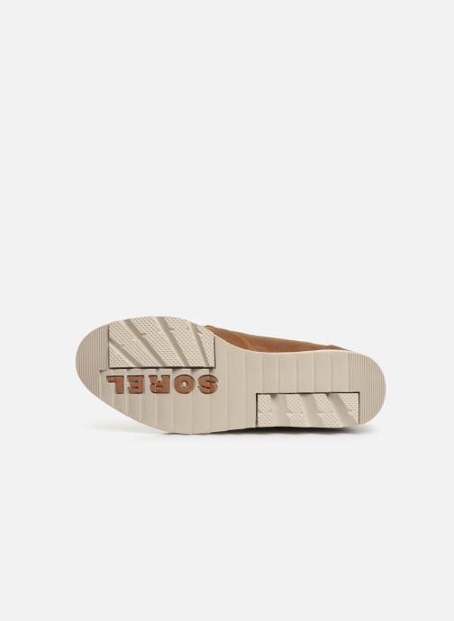 Boots en enkellaarsjes Sorel Harlow Lace Bruin boven