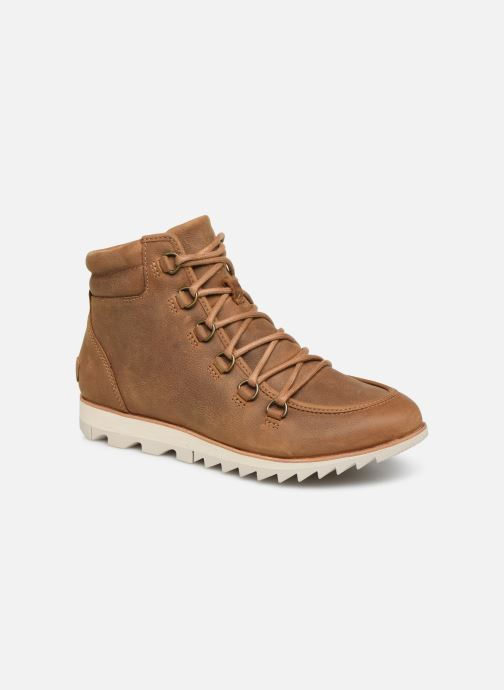 Boots en enkellaarsjes Sorel Harlow Lace Bruin detail