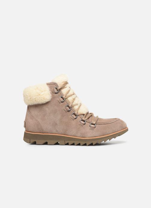 Stiefeletten & Boots Sorel Harlow Lace Cozy braun ansicht von hinten