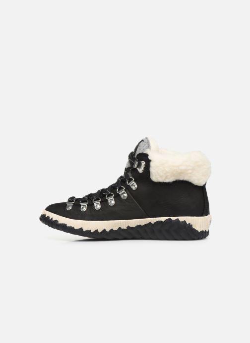 Bottines et boots Sorel Out N About Plus Conquest Noir vue face