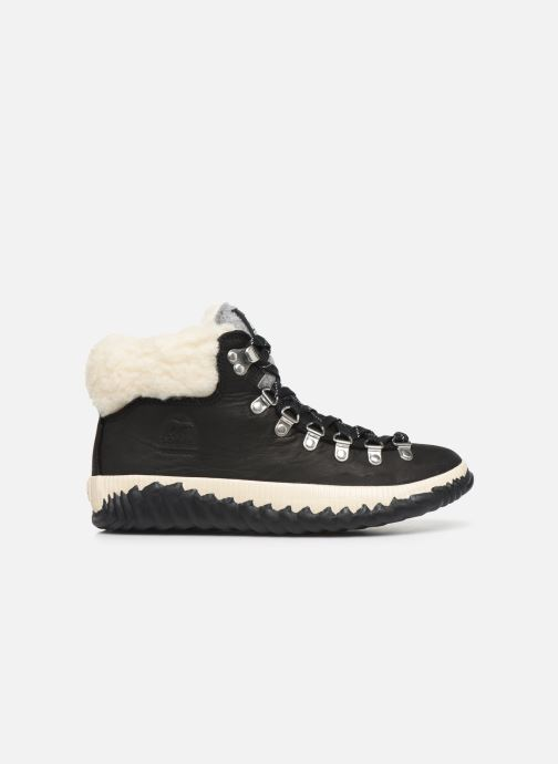 Botines  Sorel Out N About Plus Conquest Negro vistra trasera