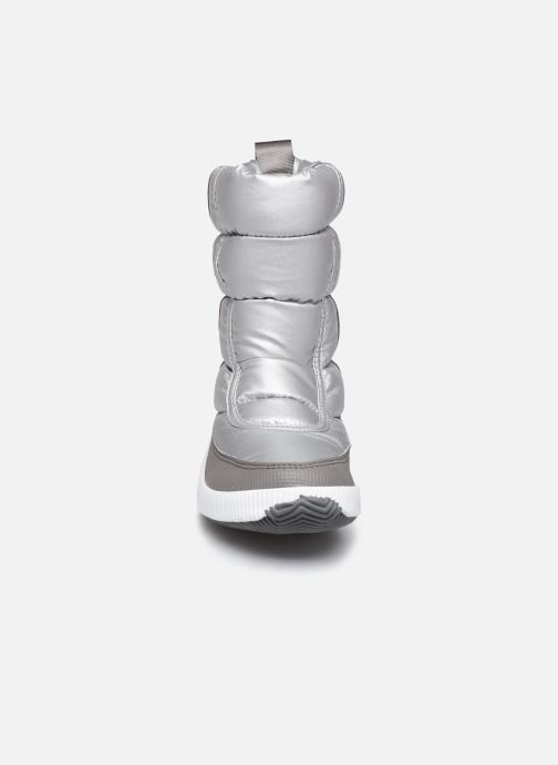 Sport shoes Sorel Out N About Puffy Mid Silver model view