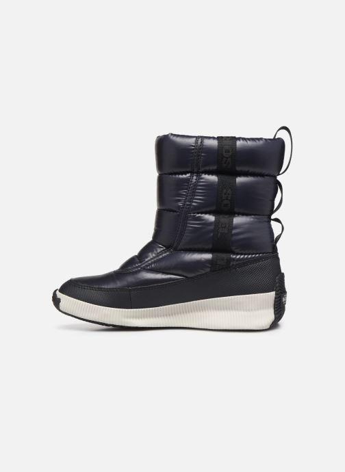 Scarpe sportive Sorel Out N About Puffy Mid Nero immagine frontale
