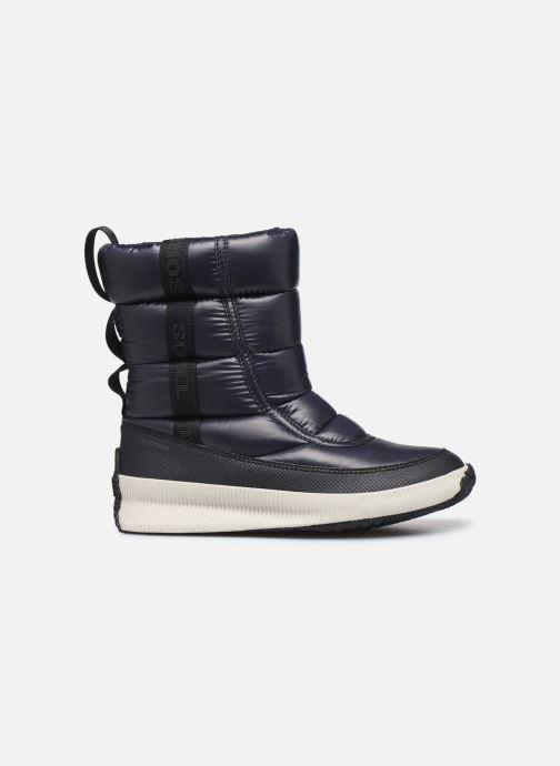 Chaussures de sport Sorel Out N About Puffy Mid Noir vue derrière