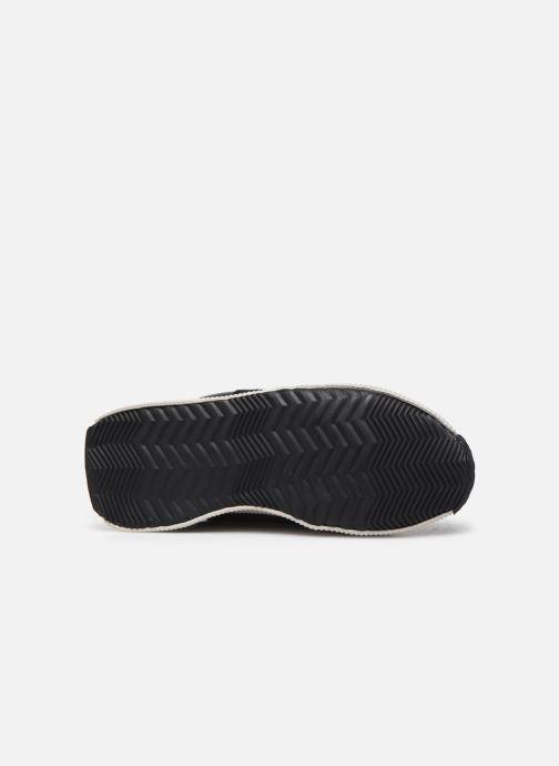 Chaussures de sport Sorel Out N About Puffy Mid Noir vue haut