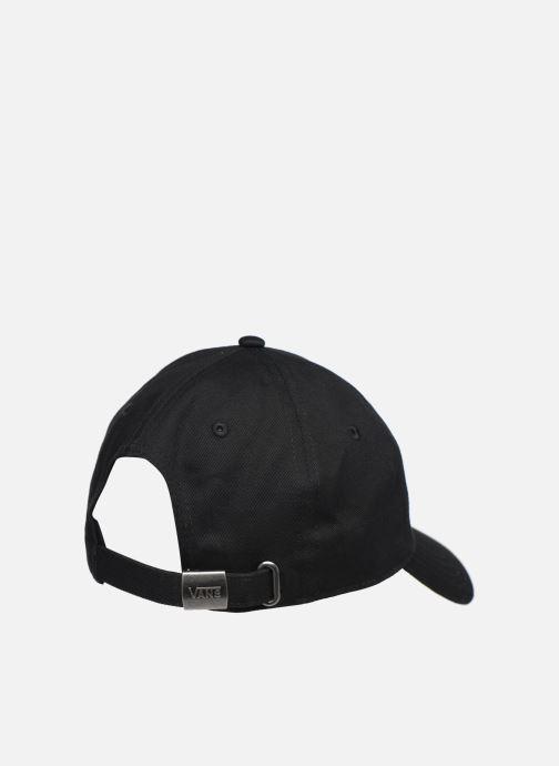 Cappellino Vans BCA Courtside Nero modello indossato