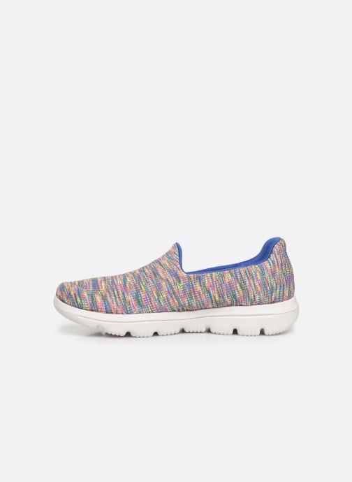 Sneakers Skechers Go Walk Evolution Ultra-Frenz Multicolor voorkant