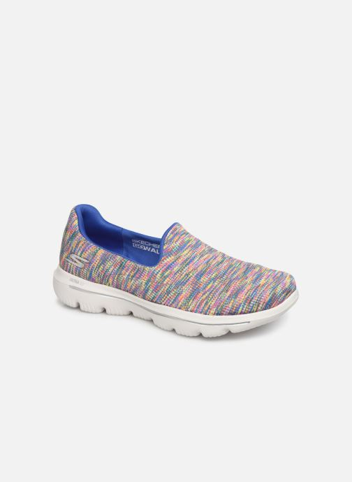 Sneakers Skechers Go Walk Evolution Ultra-Frenz Multicolor detail