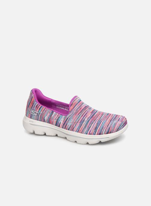Sneakers Skechers Go Walk Evolution Ultra-Frenz Rosa vedi dettaglio/paio