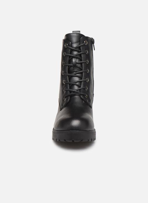 Stiefeletten & Boots I Love Shoes THALACET schwarz schuhe getragen