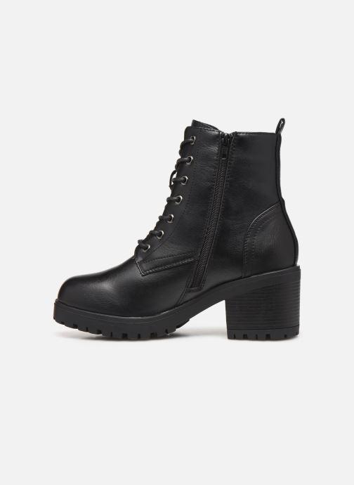 Ankelstøvler I Love Shoes THALACET Sort se forfra