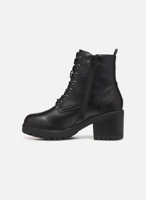 Ankle boots I Love Shoes THALACET Black front view