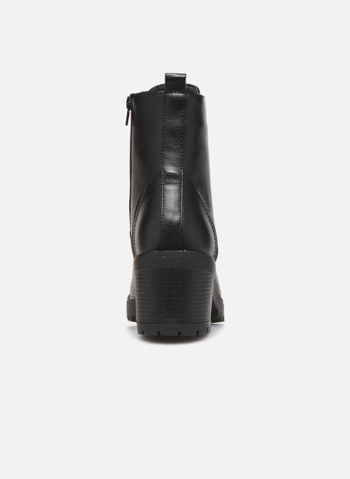 Botines  I Love Shoes THALACET Negro vista lateral derecha