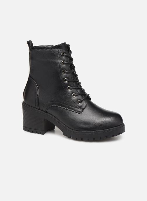 Ankelstøvler I Love Shoes THALACET Sort detaljeret billede af skoene