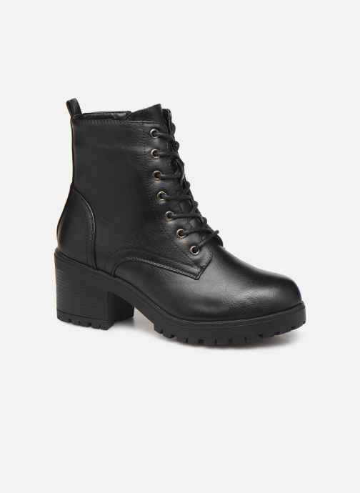 Ankle boots I Love Shoes THALACET Black detailed view/ Pair view
