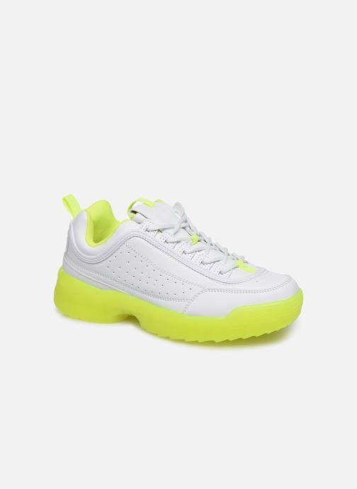 Deportivas I Love Shoes THOULEUR Blanco vista de detalle / par