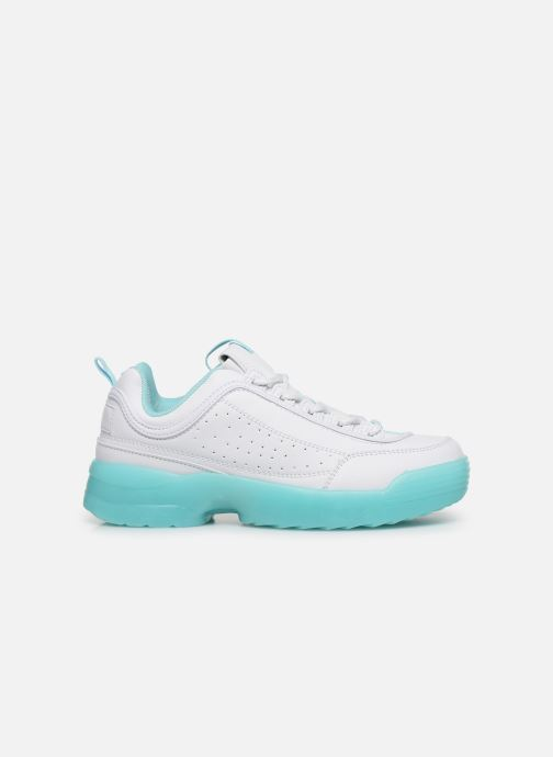 Sneakers I Love Shoes THOULEUR Bianco immagine posteriore