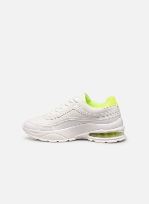 Deportivas I Love Shoes THULLE Blanco vista de frente