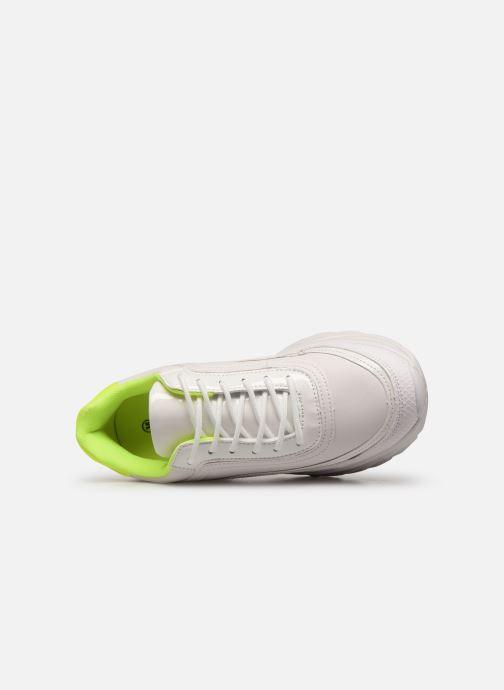 Baskets I Love Shoes THULLE Blanc vue gauche