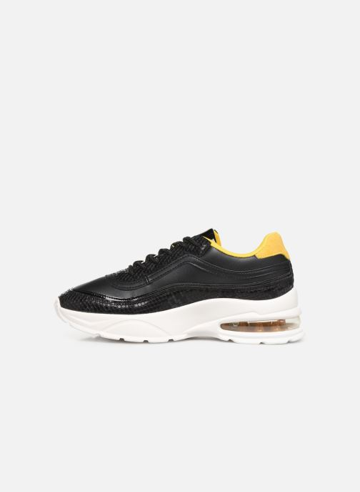 Sneakers I Love Shoes THULLE Zwart voorkant