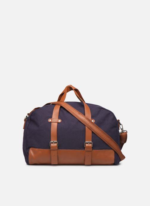 Luggage Antonyme by Nat & Nin Sac Weekend DRIES Blue front view