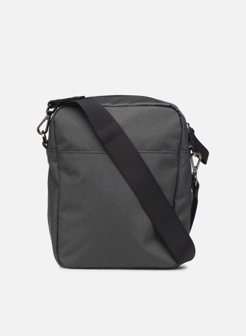 Men's bags Antonyme by Nat & Nin Sacoche MATTEO Grey front view