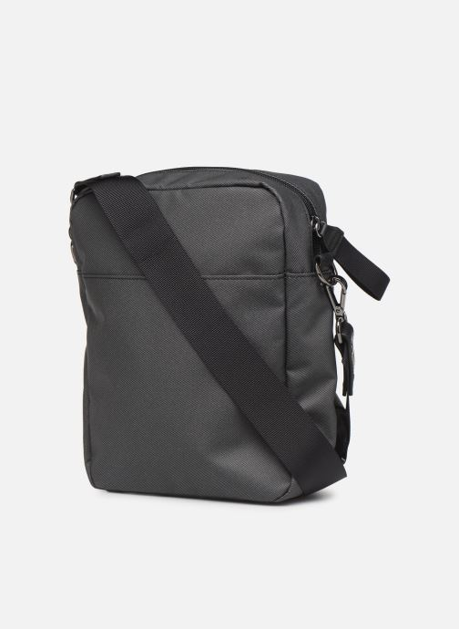 Men's bags Antonyme by Nat & Nin Sacoche MATTEO Grey view from the right