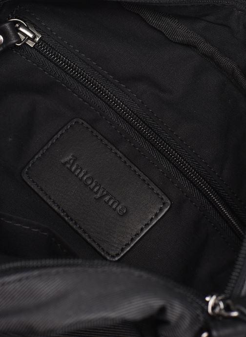 Men's bags Antonyme by Nat & Nin Sacoche MATTEO Grey back view