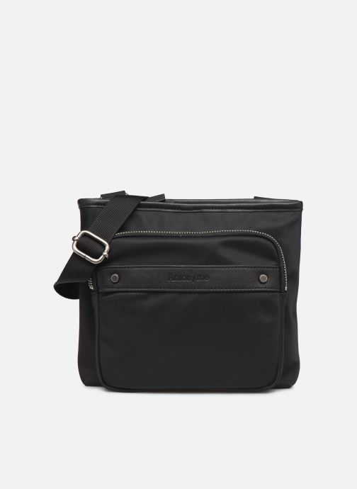 Men's bags Antonyme by Nat & Nin Sacoche ELIAS Black detailed view/ Pair view