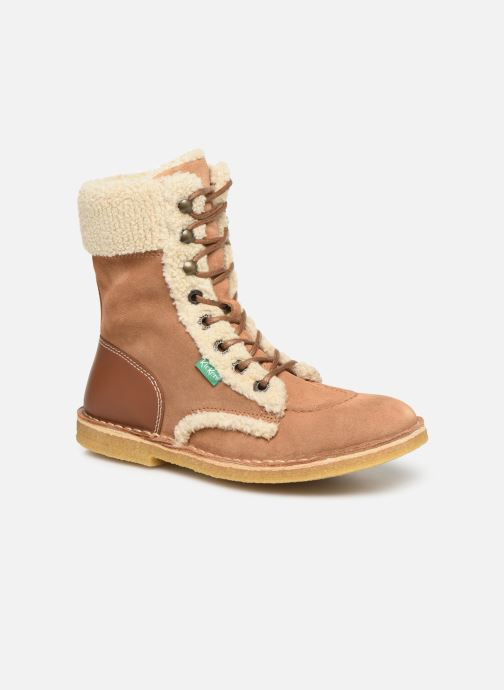 chaussures kickers 3 suisses,Bottes Groove up KICKERS femme