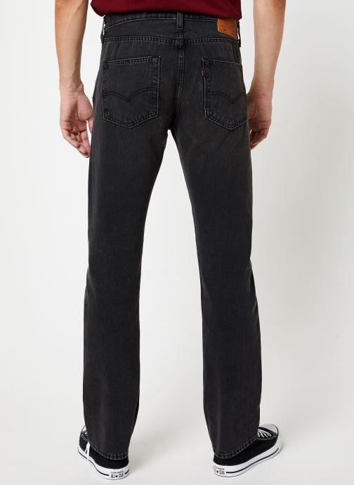Vêtements Levi's 501® Levi'S® Original Fit M Noir vue portées chaussures