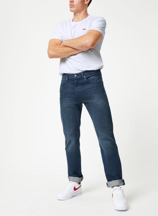 Vêtements Levi's 501® Levi'S® Original Fit M Bleu vue bas / vue portée sac