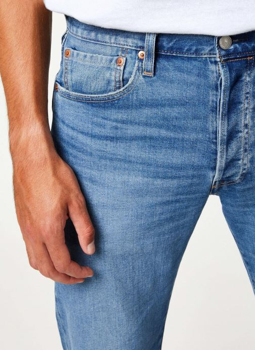 Kleding Levi's 501® Levi'S® Original Fit M Blauw voorkant